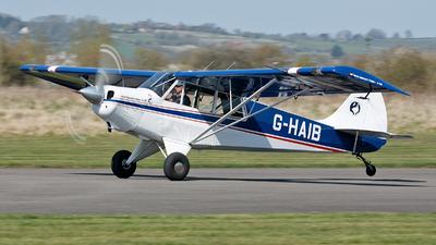Aviat A-1B Husky - Private