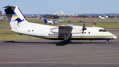 VH-TQR - Bombardier Dash 8-102 - Eastern Australia Airlines
