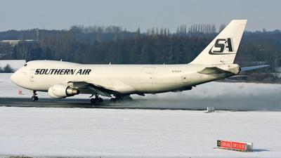 N753SA - Boeing 747-228F(SCD) - Southern Air