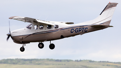 A picture of CGPTC - Cessna P210N Pressurized Centurion - [P21000829] - © Mike MacKinnon