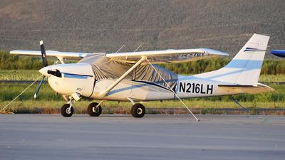 A picture of N216LH - Cessna TU206G Turbo Stationair - [U20606057] - © Michael Rodeback