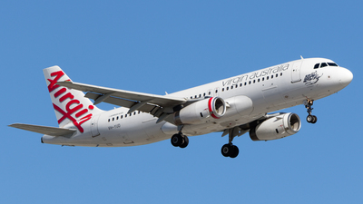 VH-YUD - Airbus A320-232 - Virgin Australia Regional Airlines