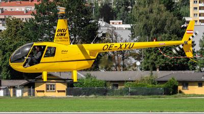 OE-XYU - Robinson R44 Raven - Private