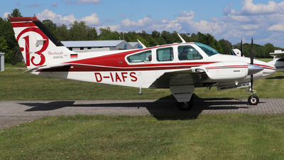 D-IAFS  - Beechcraft 95-B55 Baron - Private