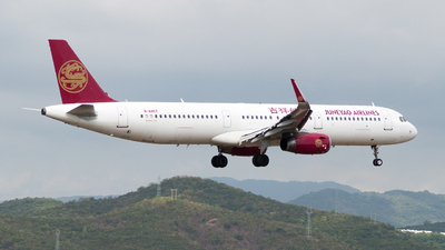 B-8457 - Airbus A321-231 - Juneyao Airlines