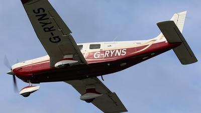 G-RYNS - Piper PA-32-301FT 6X - Private