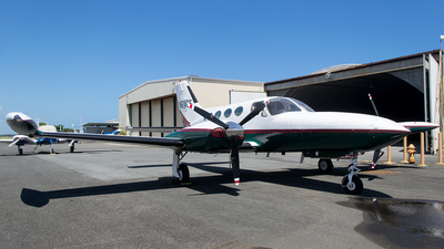 A picture of N974CF - Cessna 421B - [421B0609] - © Westley Bencon