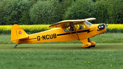 A picture of GNCUB - Piper J3C65 Cub - [11599] - © Clive Weedon