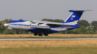 76453 - Beriev Be-976 - Russia - Gromov Flight Research Institute