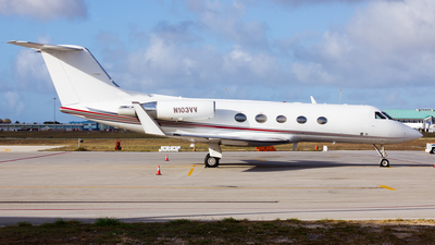 N103VV - Gulfstream G-III - Private