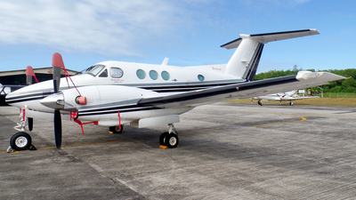 PT-OHZ - Beechcraft F90 King Air - Private
