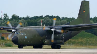 51-08 - Transall C-160D - Germany - Air Force