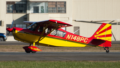 N148PC - American Champion 8KCAB Super Decathlon - Private