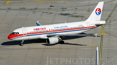B-2400 - Airbus A320-214 - China Eastern Airlines