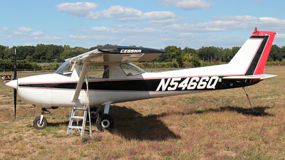 N5466Q - Cessna 150L - Private