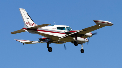 N969TH - Cessna T310R - Private