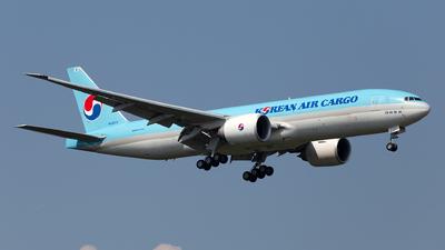 HL8077 - Boeing 777-FB5 - Korean Air Cargo