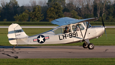A picture of N66356 - Aeronca 7AC - [7BCM206] - © Kevin Porter