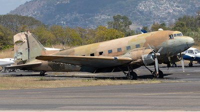 FAH-314 - Douglas C-47-DL Skytrain - Honduras - Air Force