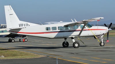 VH-YMV - Cessna 208 Caravan - Private