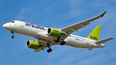 YL-CSD - Airbus A220-300 - Air Baltic