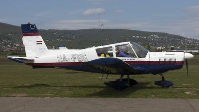 HA-FBG - Zlin 43 - Private