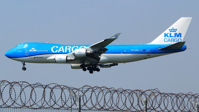 A picture of PHCKA - Boeing 747406F(ER) - KLM - © M. Raykahn Ariga