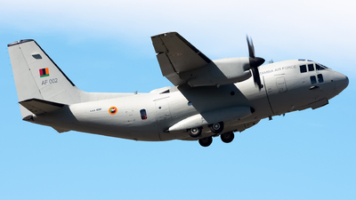 CSX62307 - Alenia C-27J Spartan - Zambia - Air Force