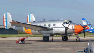 F-AZES - Dassault MD.312 Flamant - Private