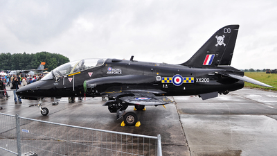 XX200 - British Aerospace Hawk T.1A - United Kingdom - Royal Air Force (RAF)