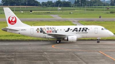 JA228J - Embraer 170-100STD - J-Air