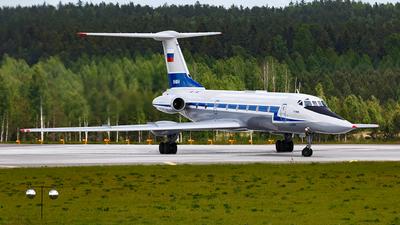 RF-66014 - Tupolev Tu-134UBL - Russia - Air Force