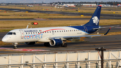 XA-ACE - Embraer 190-100LR - Aeroméxico Connect