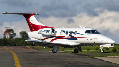 PP-VDP - Embraer 500 Phenom 100 - Private