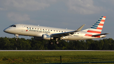 N433YX - Embraer 170-200LR - American Eagle (Republic Airways)