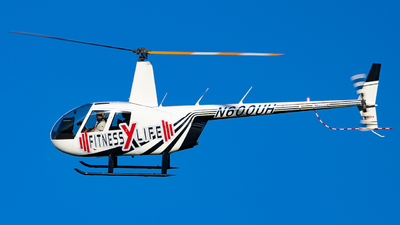 N600UH - Robinson R44 Raven II - Puerto Rico Helitours