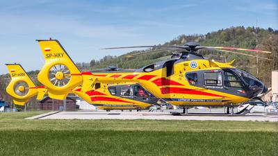 SP-HXY - Eurocopter EC 135P2+ - Lotnicze Pogotowie Ratunkowe