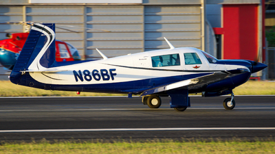 N86BF - Mooney M20J-201 - Private