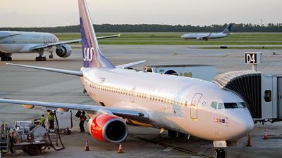 HB-JJA - Boeing 737-7AK(BBJ) - Scandinavian Airlines (SAS) (Privatair)
