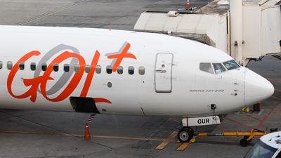 PR-GUR - Boeing 737-8HX - GOL Linhas Aéreas