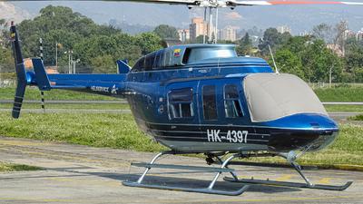 HK-4397 - Bell 206L-3 LongRanger - Heliservice