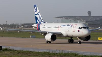XU-878 - Airbus A319-112 - Cambodia Airways