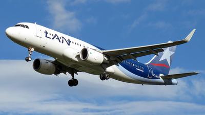 CC-BFG - Airbus A320-214 - LAN Airlines
