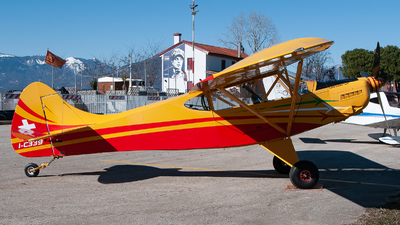 I-C339 - Zlin Savage Cruiser - Private