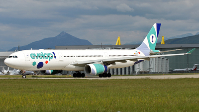 EC-MII - Airbus A330-343 - Evelop Airlines
