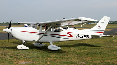 G-JOBS - Cessna T182T Skylane TC - Private