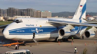 RA-82077 - Antonov An-124-100 Ruslan - Volga Dnepr Airlines