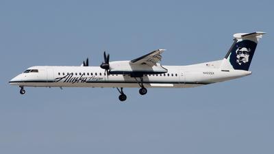 N422QX - Bombardier Dash 8-Q402 - Alaska Airlines (Horizon Air)