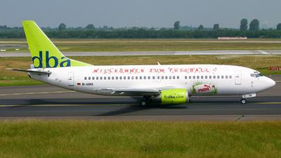 D-ADII - Boeing 737-329 - dba
