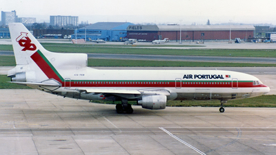 CS-TEB - Lockheed L-1011-500 Tristar - TAP Air Portugal